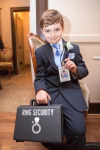Ring Bearer, Chicago Wedding